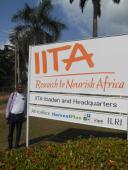 QuickFarm's visit to IITA Ibadan